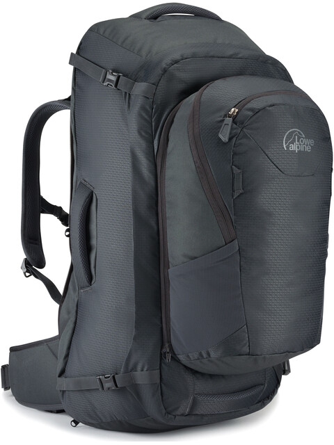 Lowe Alpine AT Voyager 50:15 - Mochila Mujer - gris/negro